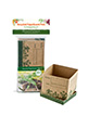 Recycled Paper Pots 3 inch (6-pack)